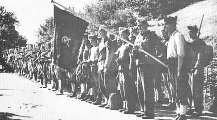 Bleiburg - partizani