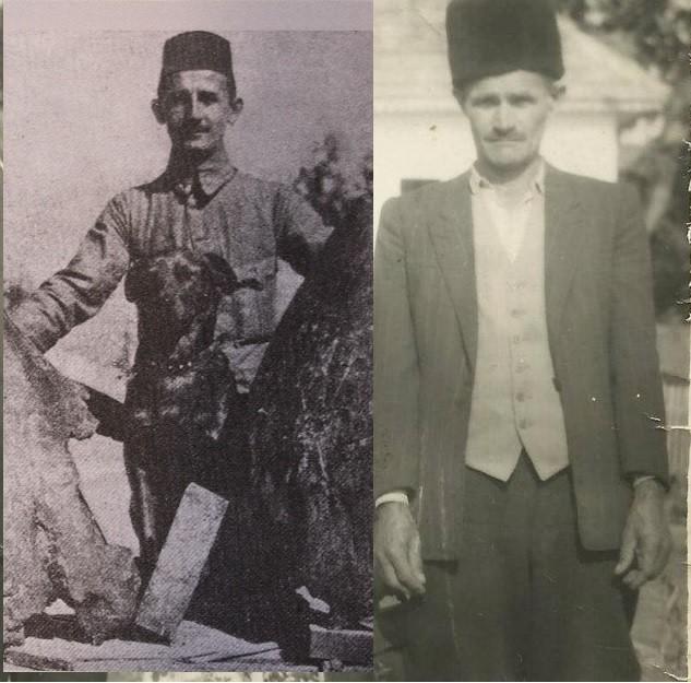 Rahmetlije - djed i otac