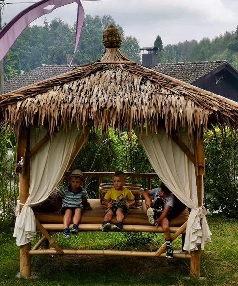 Bambus-Living 2019 bei Landshut
