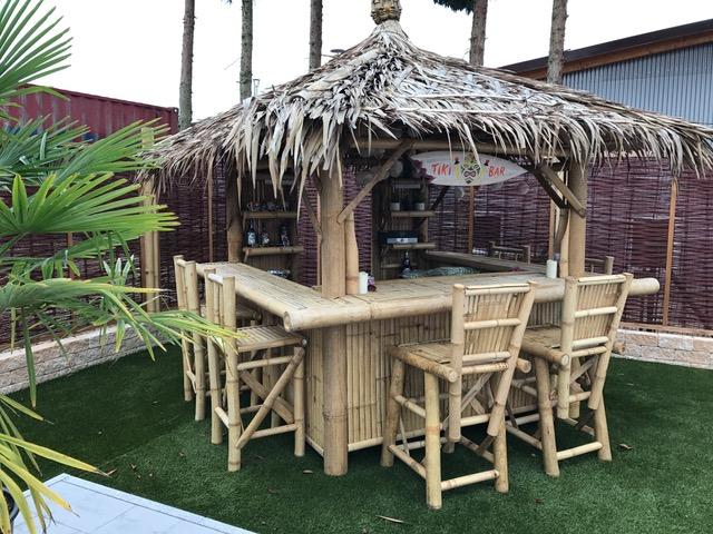 Bambus Living 2017  2 x 2 mtr. Grundfläche - Niederbayern