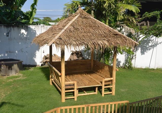 Bambus-Living Hersteller auf Bali