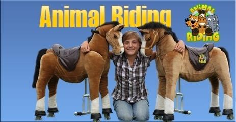 animal riding paardrijden speelgoed mechanisch paard te huur gezond en super leuk