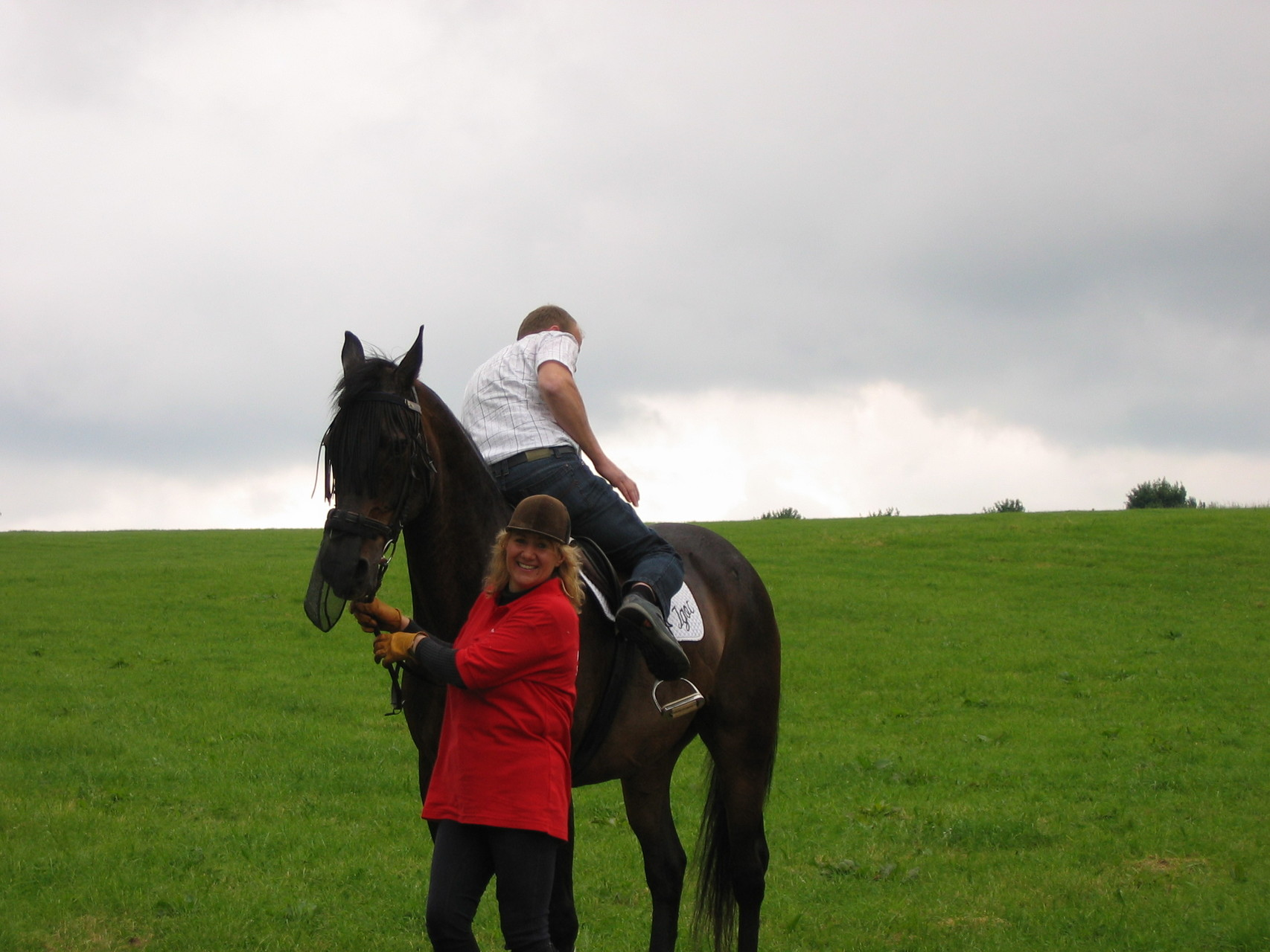 Pfingstritt 2009