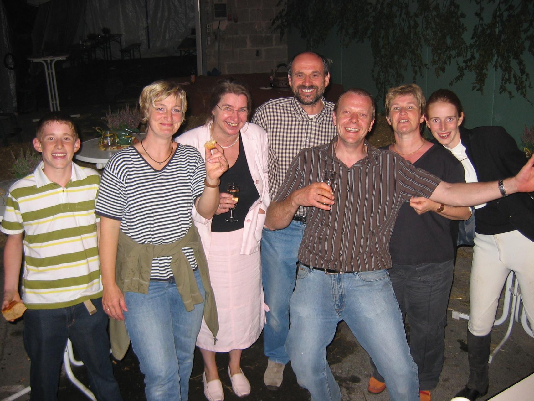 Fuchsjagd 2007
