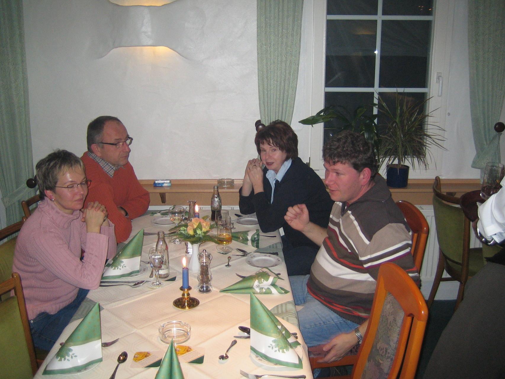 Glühweinwanderung 2006
