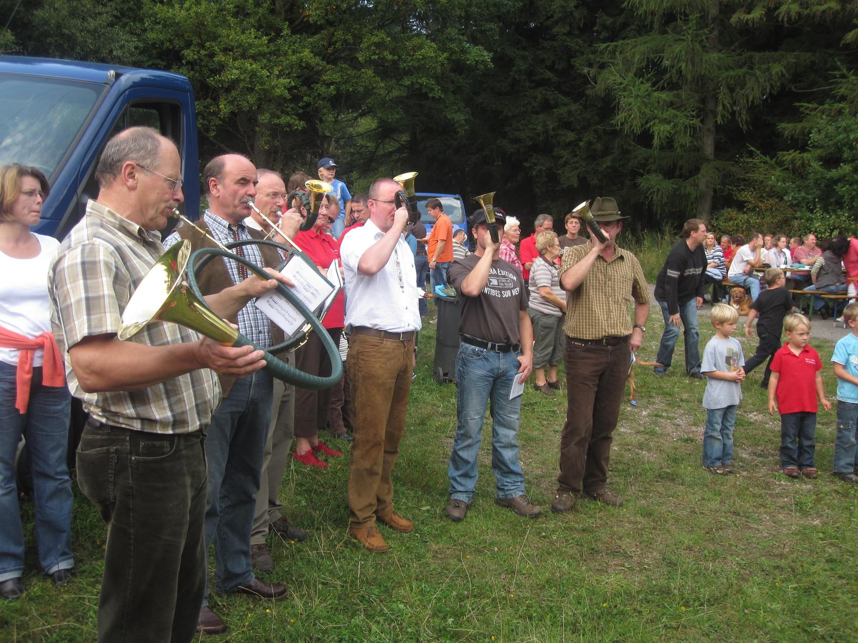 Fuchsjagd 2009