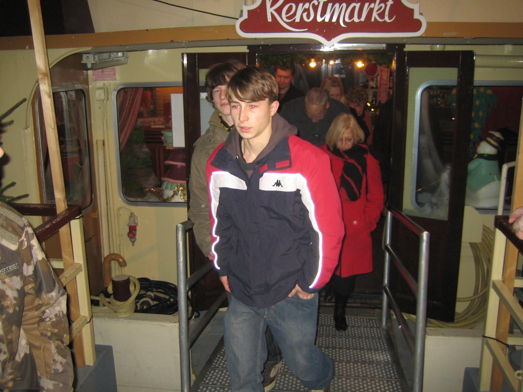 Glühweinfahrt 2007