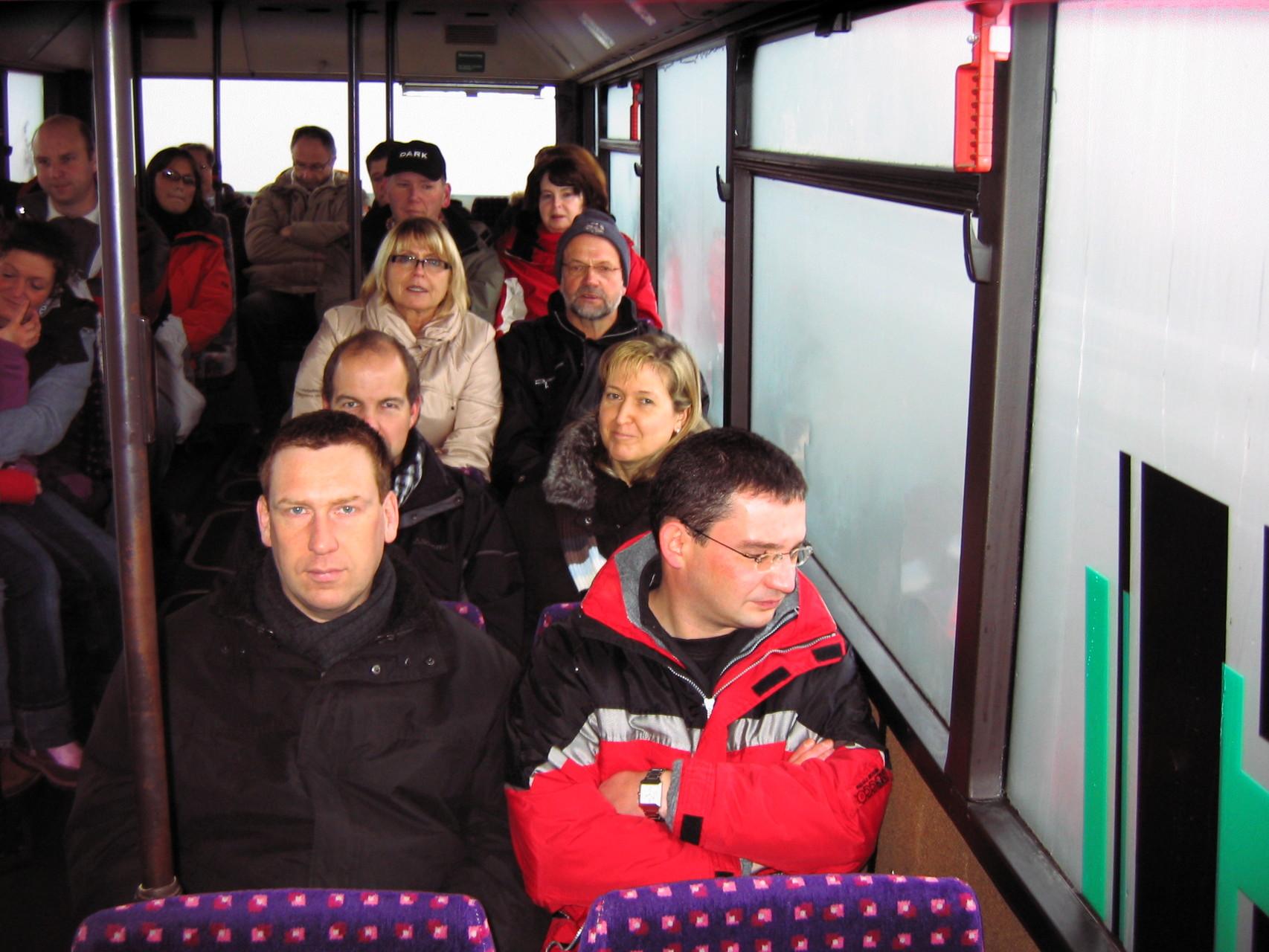 Glühweinwanderung 2008