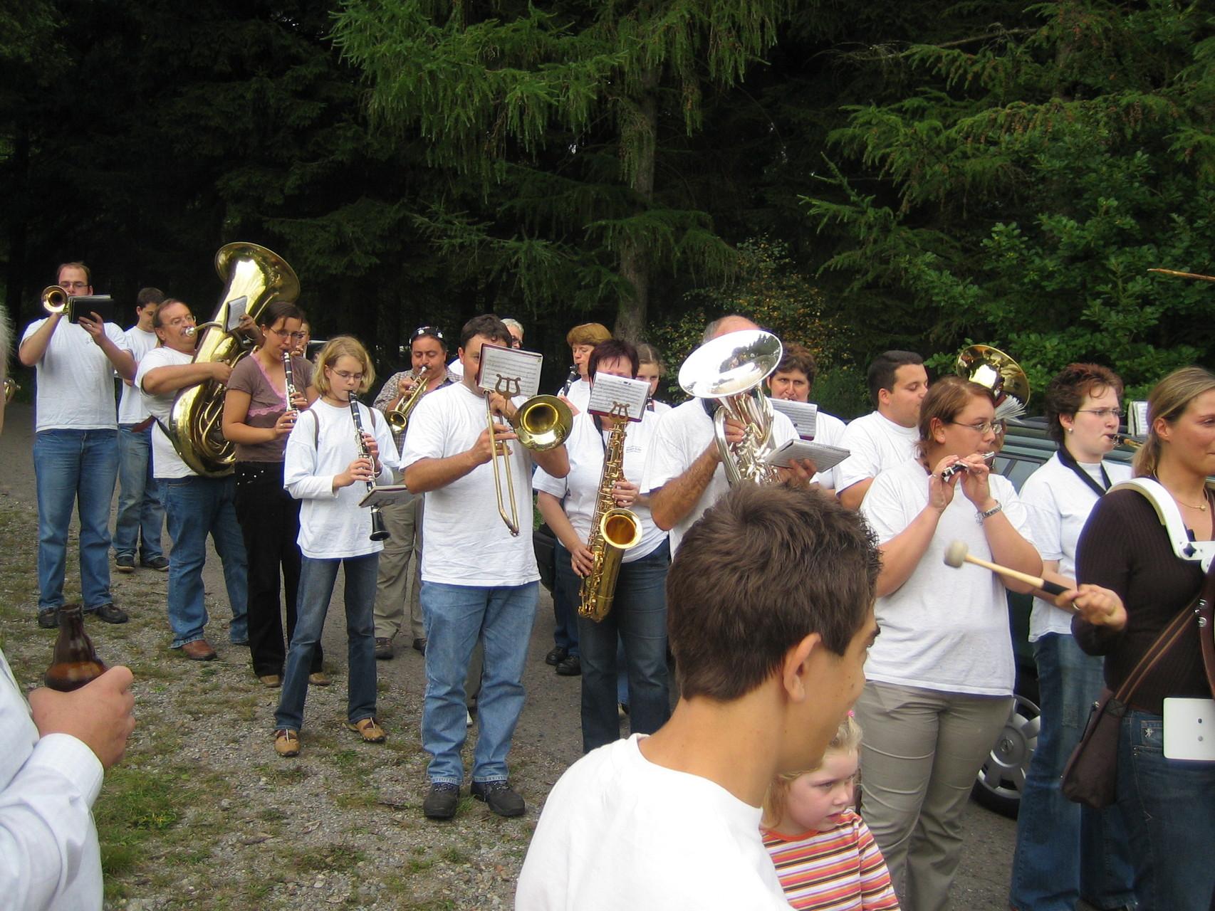 Fuchsjagd 2006