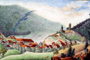 Rauenstein, 1783