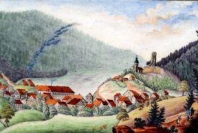 Porzellanfabrik Rauenstein, um 1790