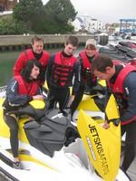 Jetski Instructor Training Poole Harbour