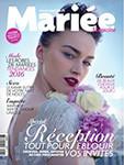 couverture mariee magazine septembre 2015