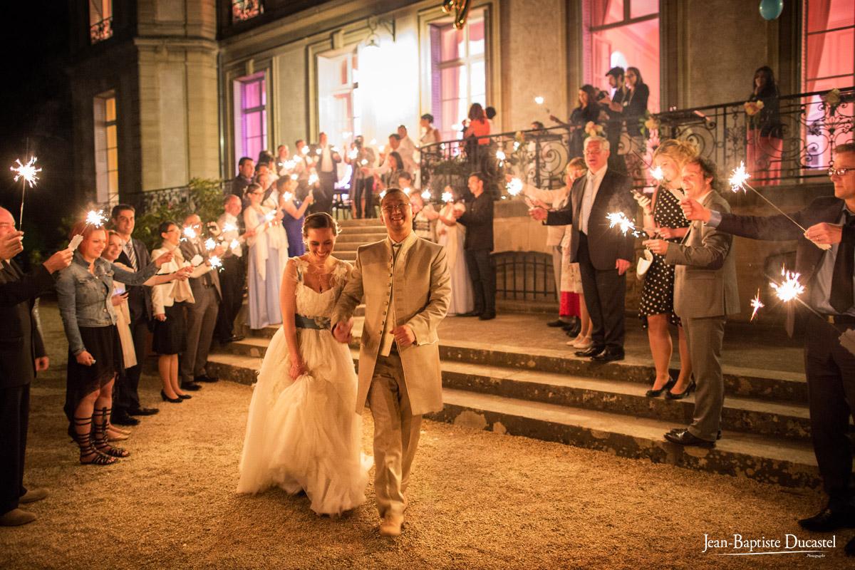 mariage au Château de Santeny