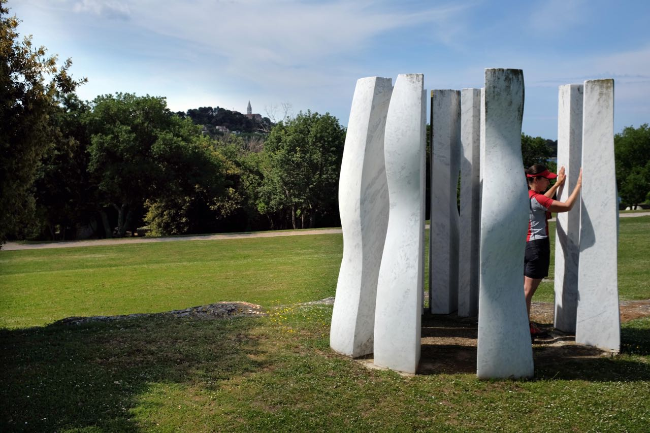 Skulpturenpark bei Vrsar