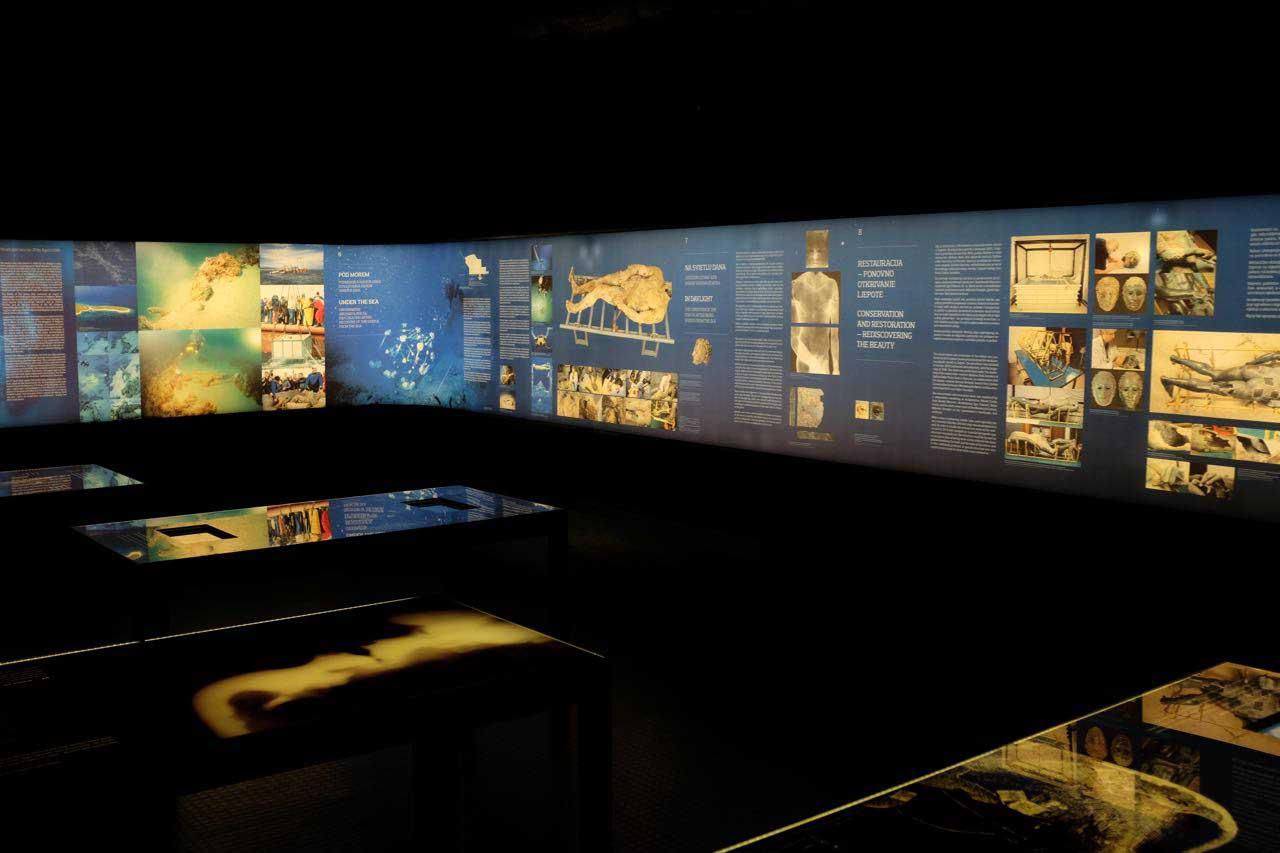 Apoxyomenos Museum Mail Losinj