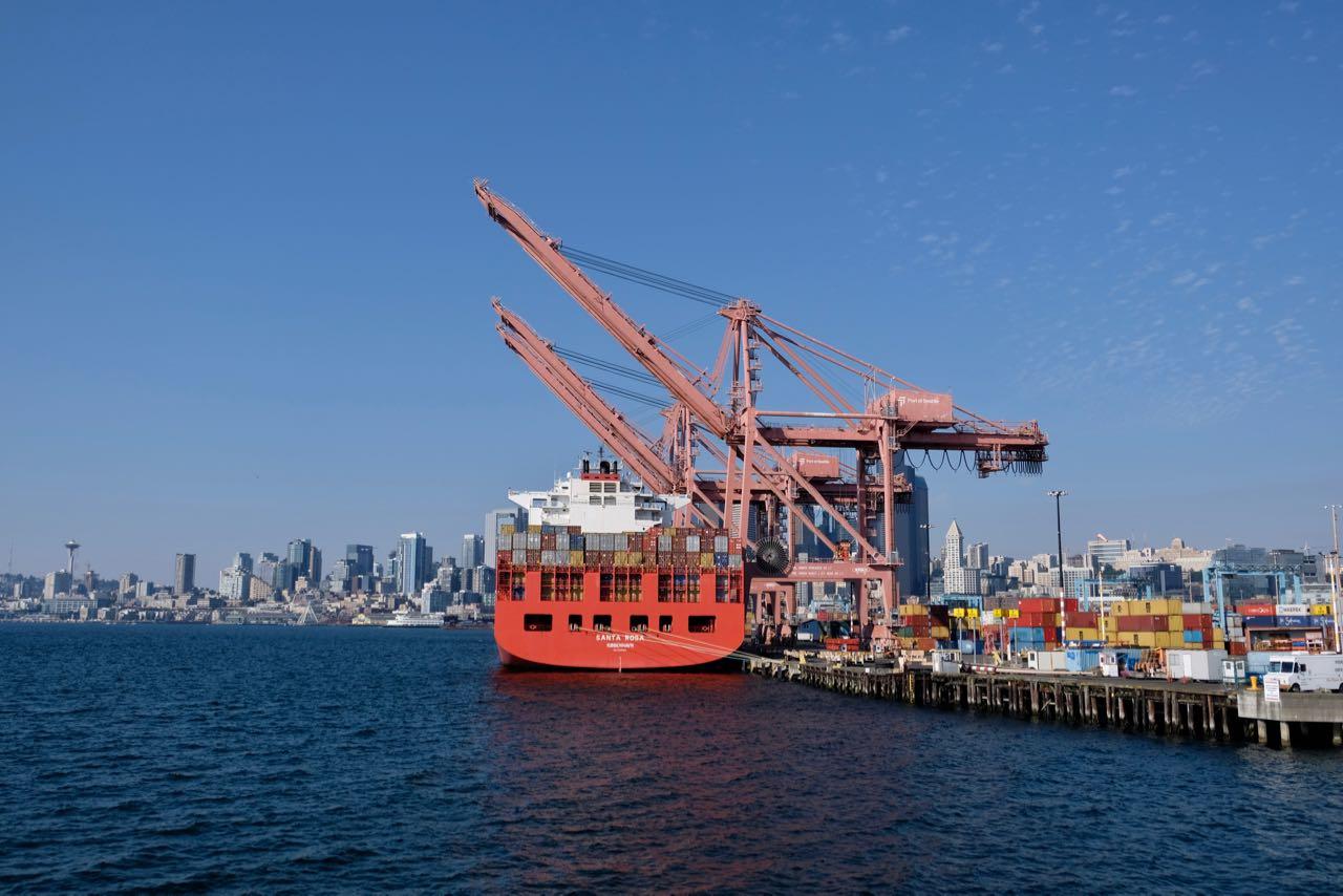 Seattle Hafenrundfahrt mit Argosy Cruises Harbor Tour