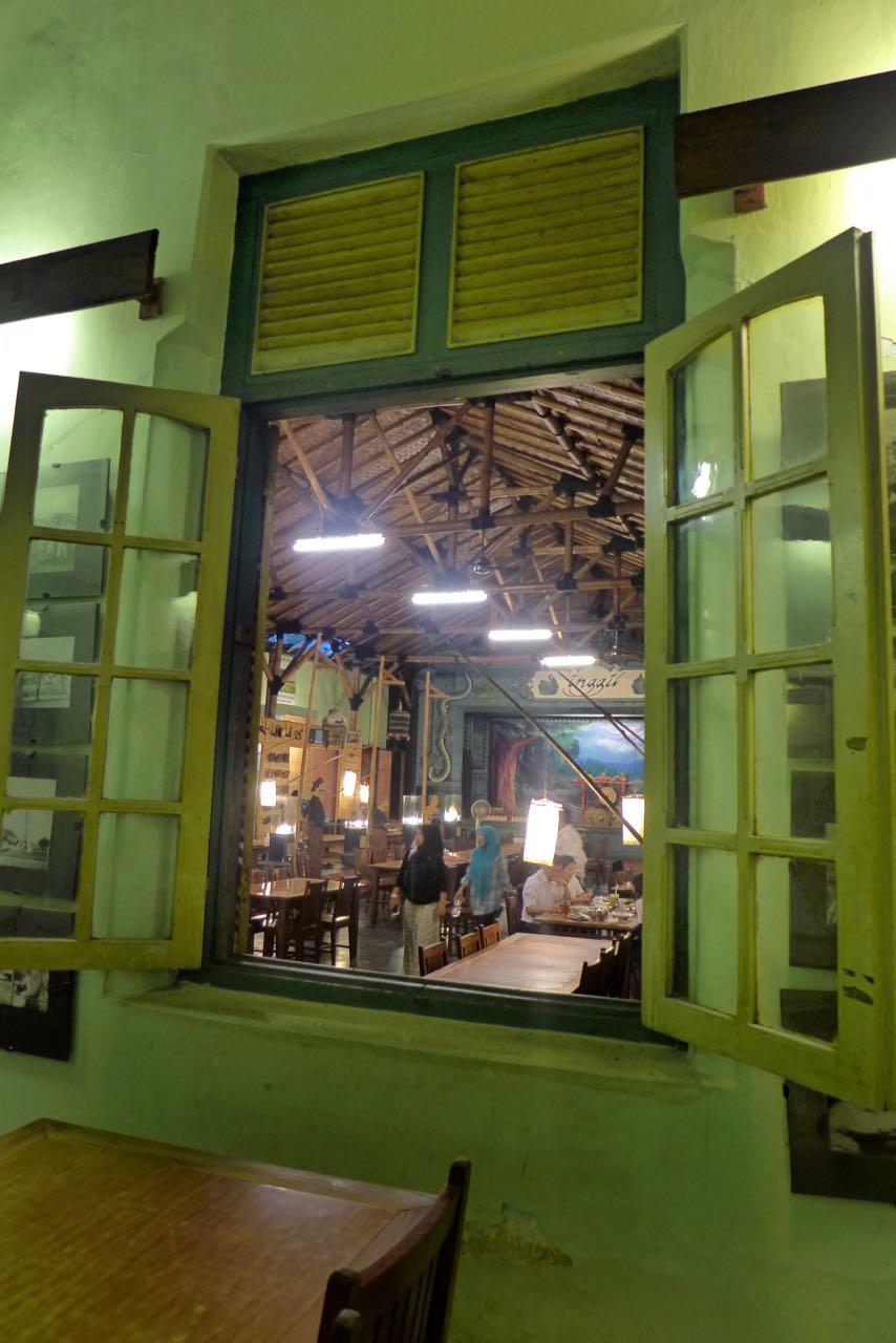 Malang bestes indonesisches Restaurant Rumah Makan Inggil