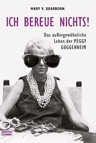 Biographie Peggy Guggenheim