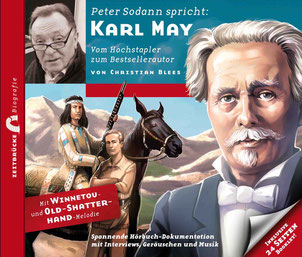 KARL MAY Audiobiographie Hörbuch