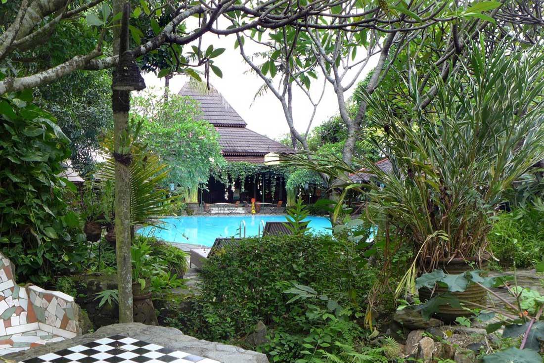 Grüne Oase in Yogyakarta – Dusun Jogja Village Inn