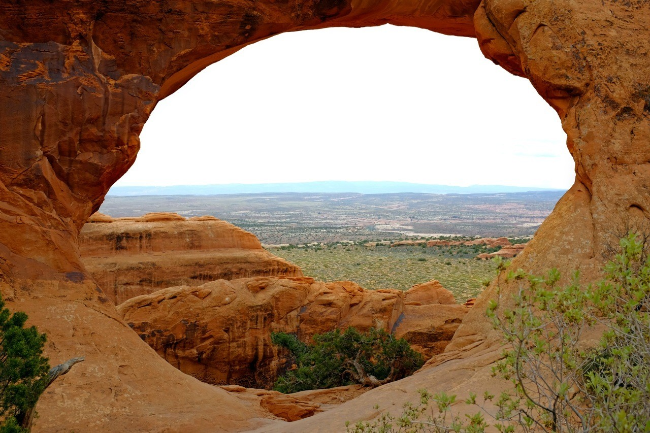 Devils Garden Trail, Partition Arch, Arches National Park
