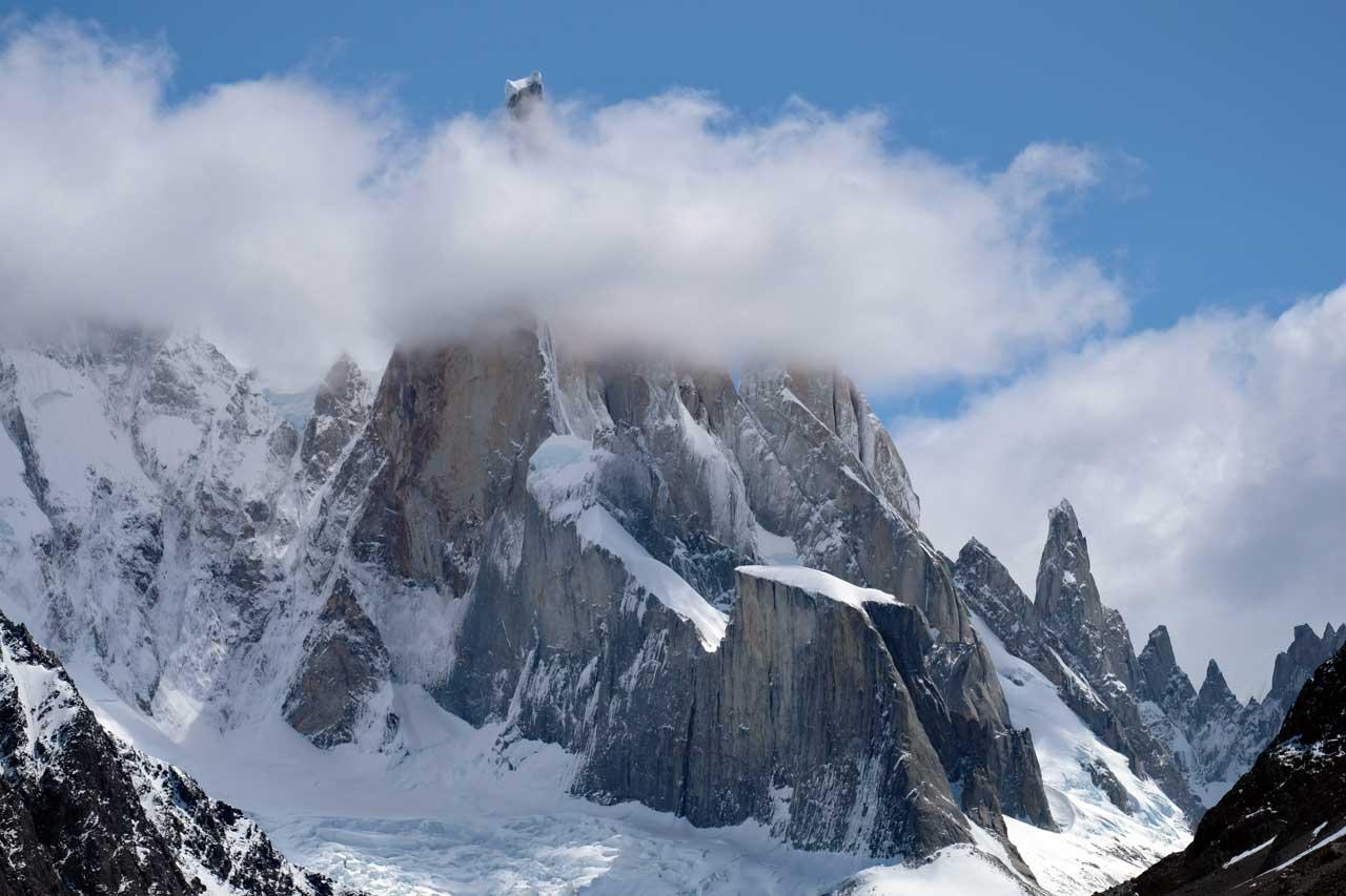 Berg Cerro Torre El Chalten