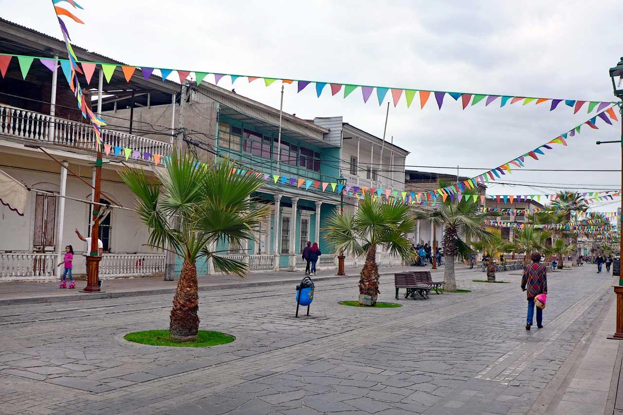 Avenida Baquedano