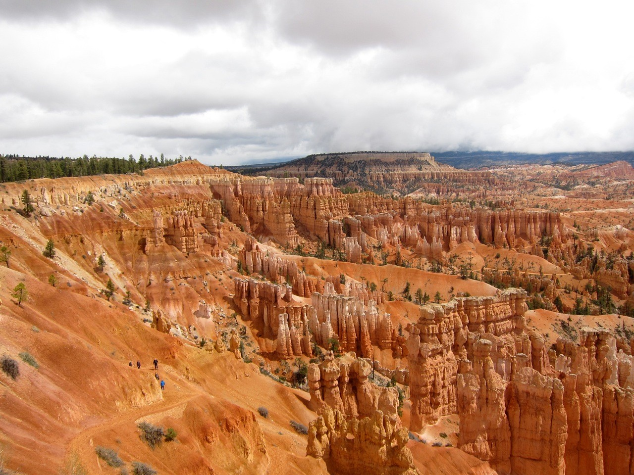 Bryce Canyon, Queens Garden-Navajo Look Trail