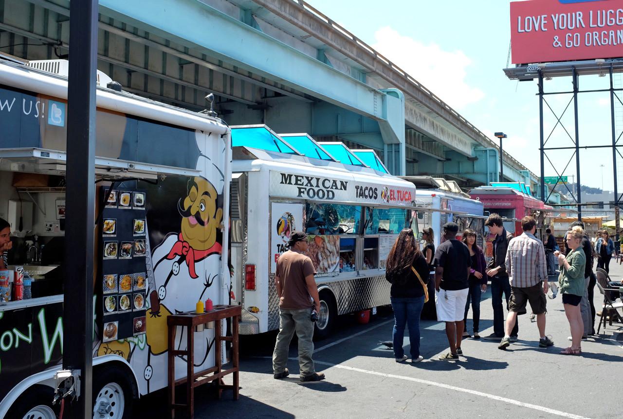 SOMA StrEat Food Park, San Francisco