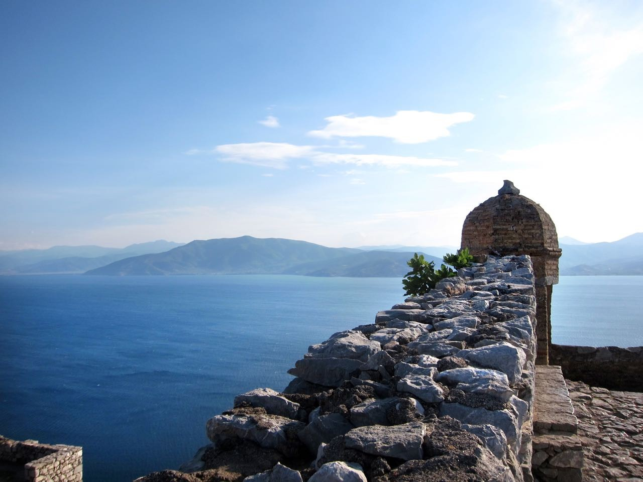 Festungsanlage Palamidi, Nafplion