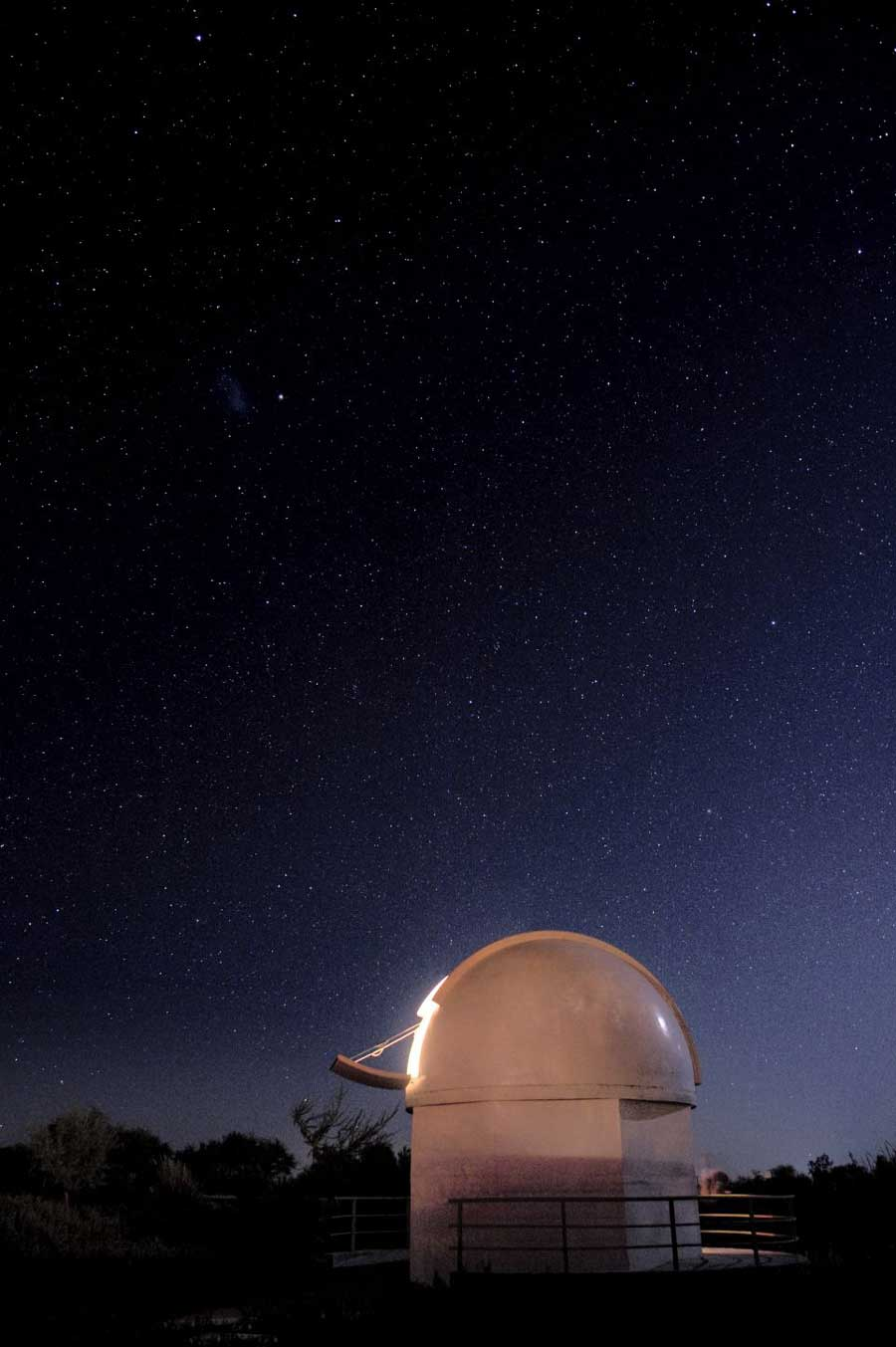 explora Atacama Sternwarte