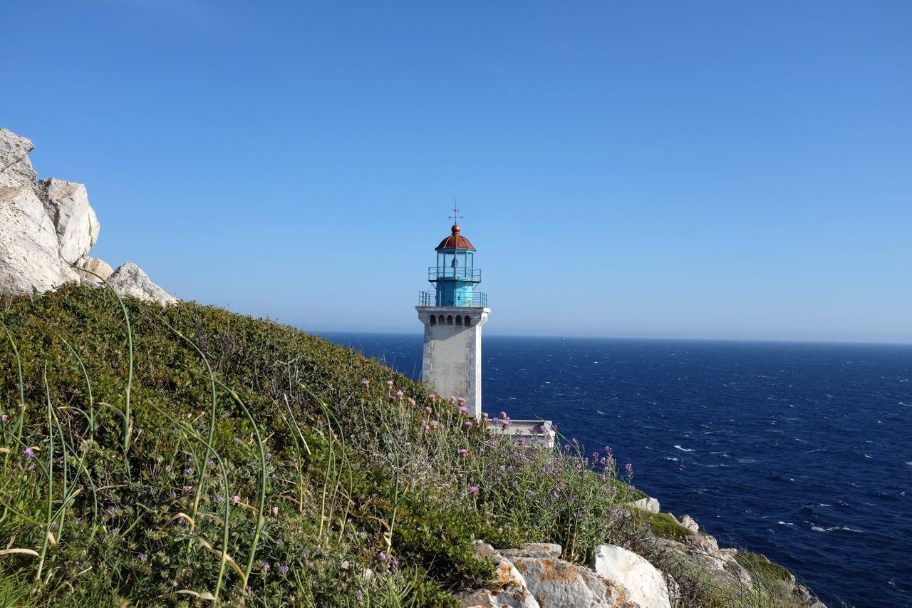 Wanderung ans Ende der Welt am Kap Tenaro