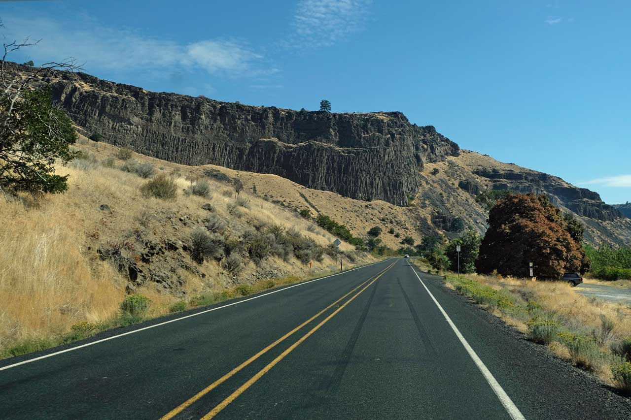 Yakima River Canyon