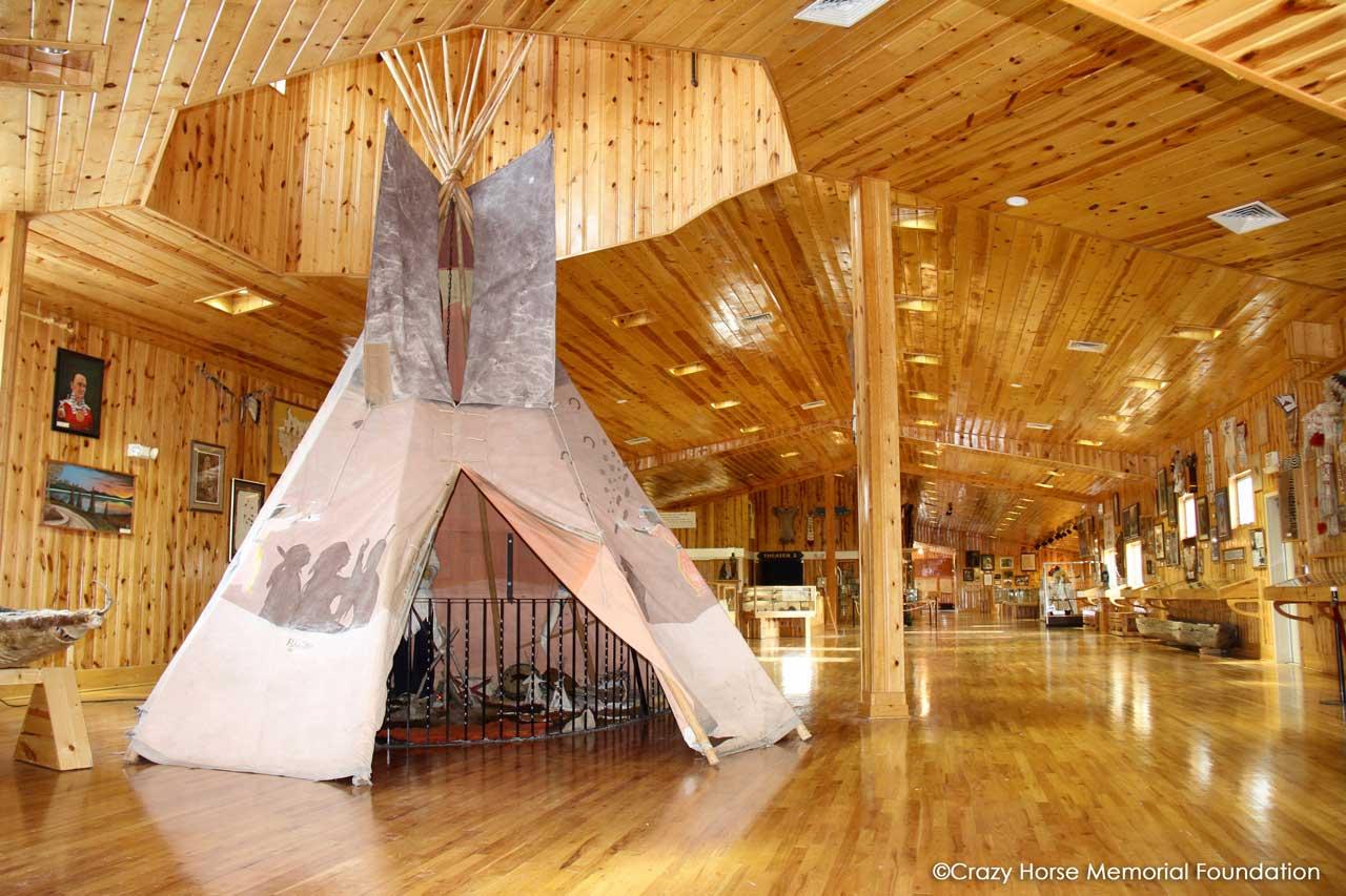Crazy Horse Memorial Museum