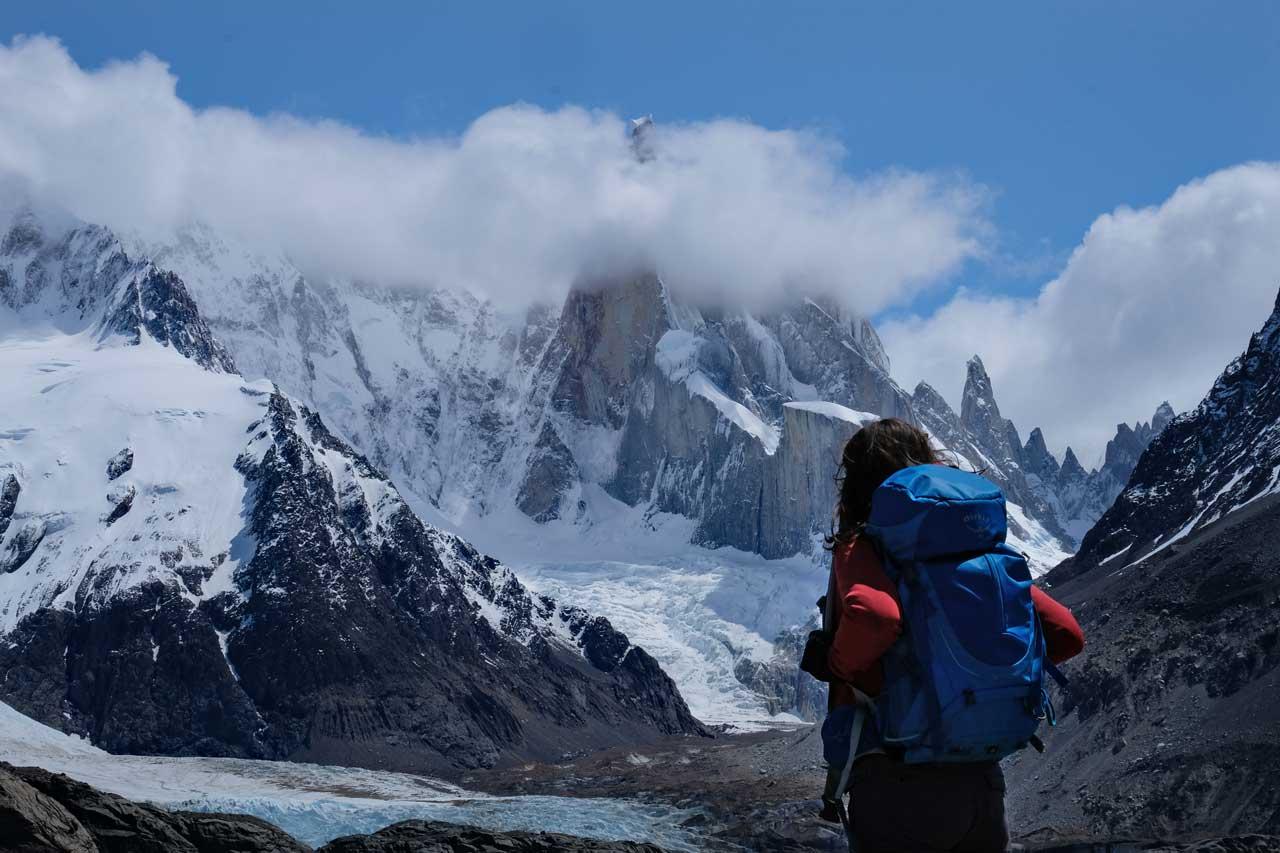 Am Cerro Torre El Chalten