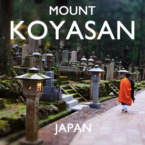 Reisebericht Japan Tempelstadt Koyasan Reiseblog