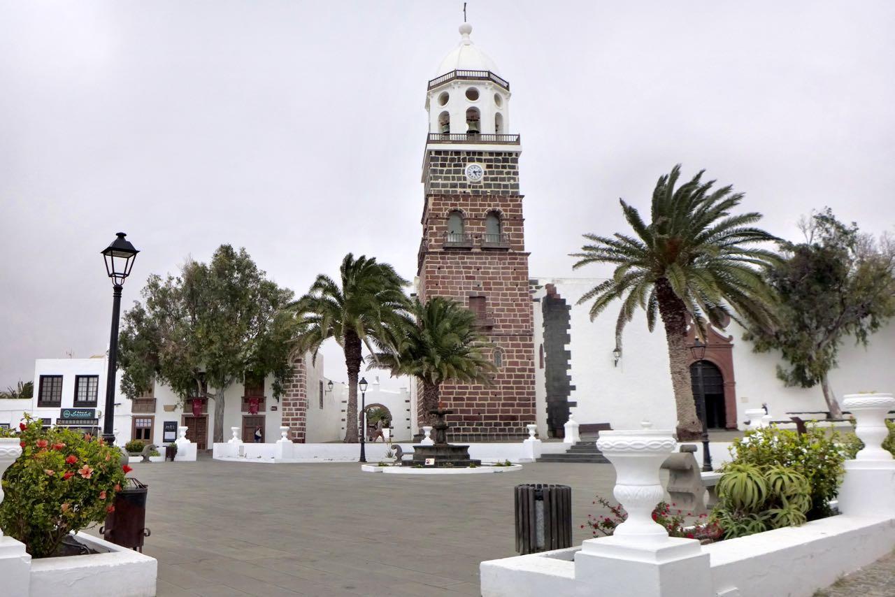 Teguise Altstadt Lanzarote