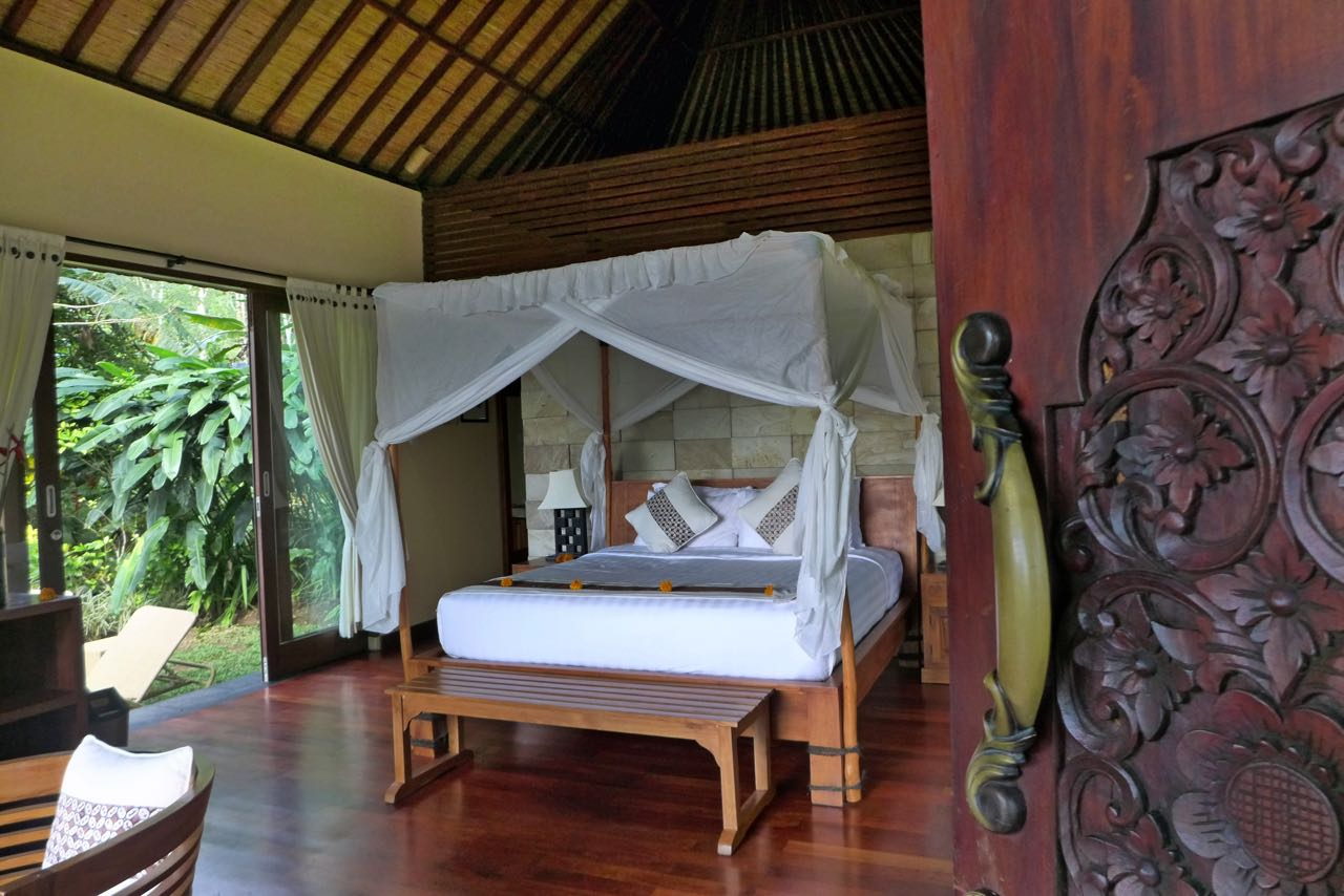 Wunderbares Eco Resort im Grünen