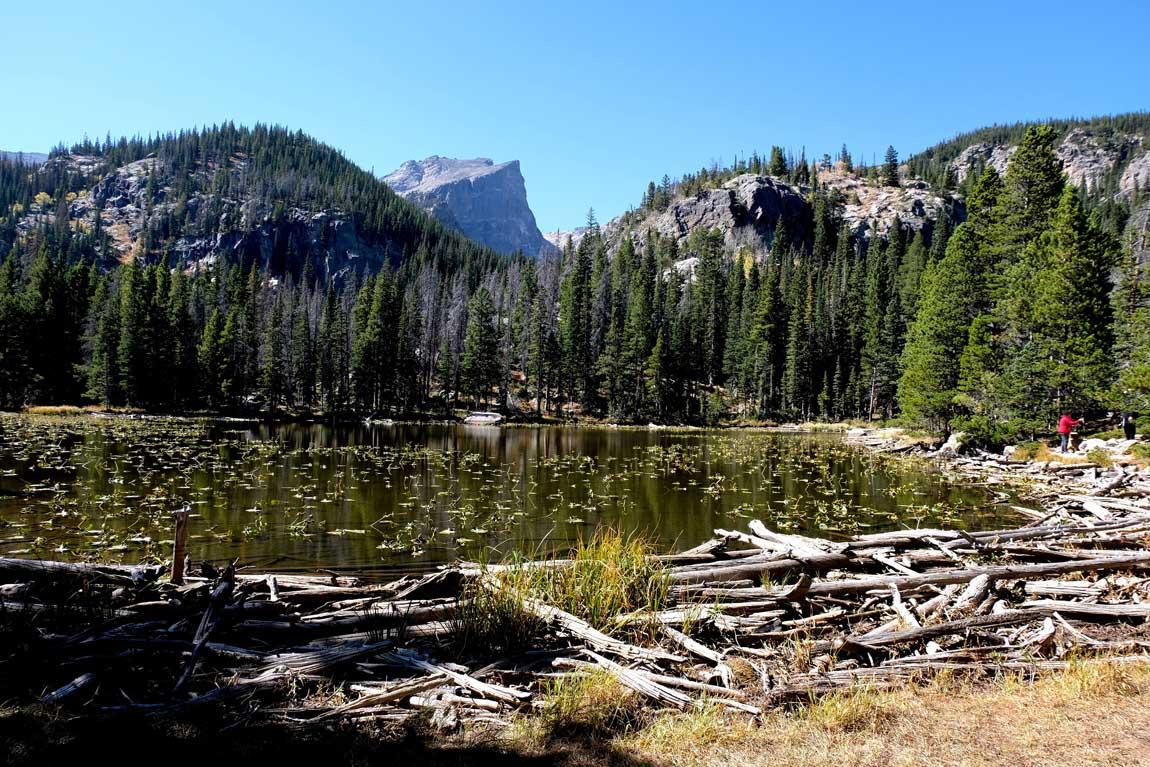 Bear Lake Trail Wanderung