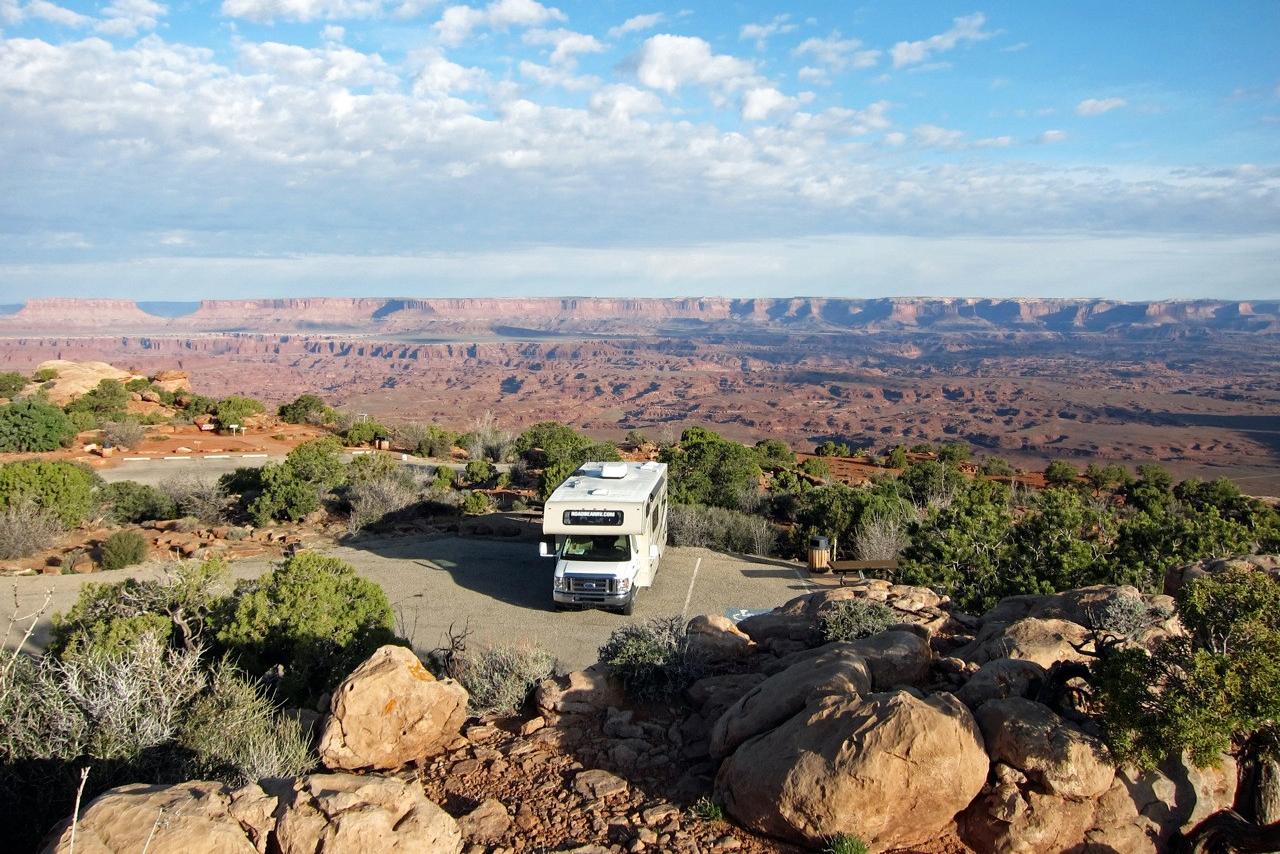 Needles Overlook Canyonlands NP