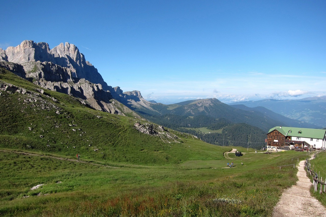 Schlüterhütte, Südtirol