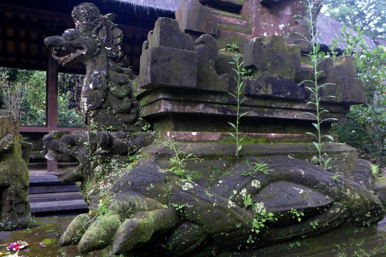 Tempel Pura Luhur Batukaru, heilige Stätte Bali