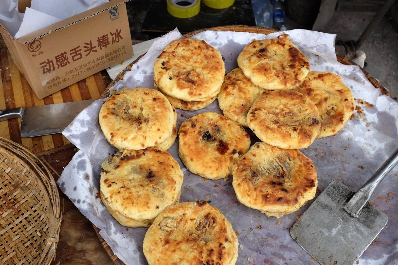 Baba-Snacks, eine reichhaltige Spezialität aus Xizhou