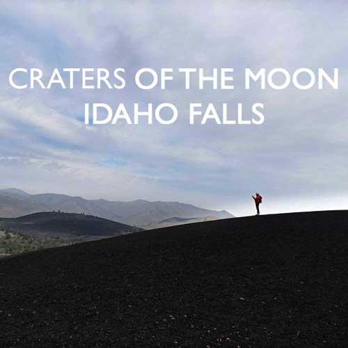 Craters of the Moon USA Wohnmobil Reisebericht Reiseblog