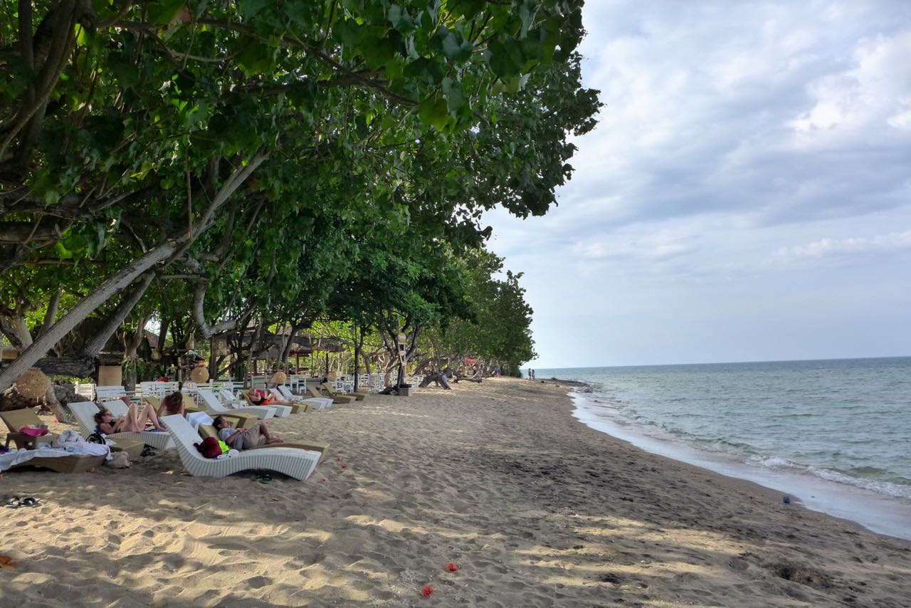 Strand von Taman Sari Pemuteran