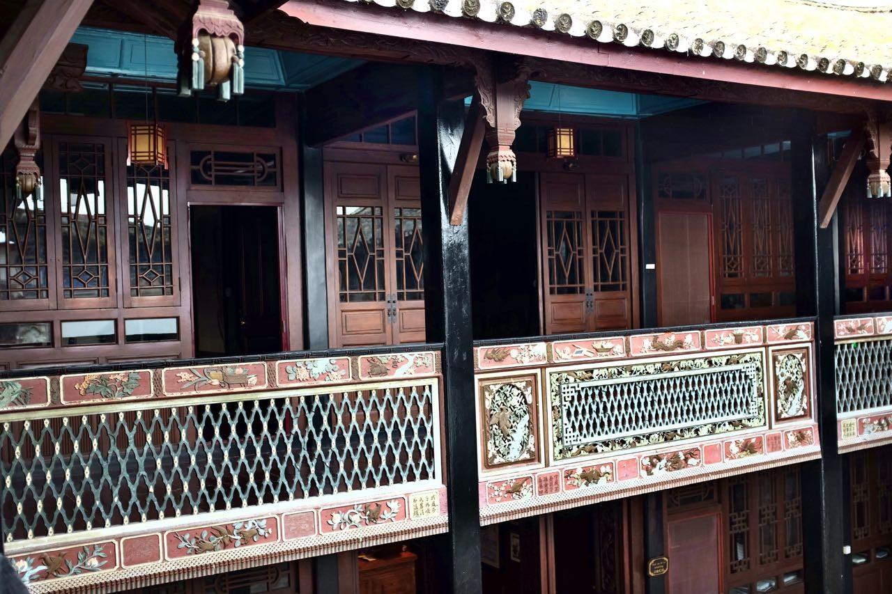 Wunderbar restauriert, das Hotel Linden Centre nahe Dali