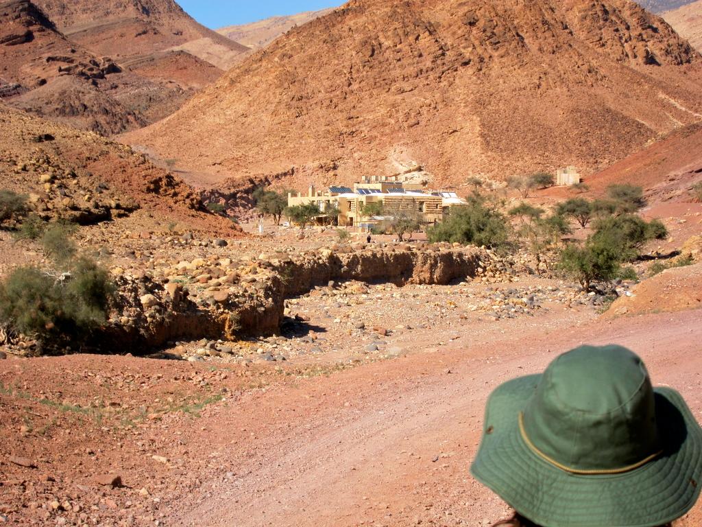 Ghwair Canyon Wanderung