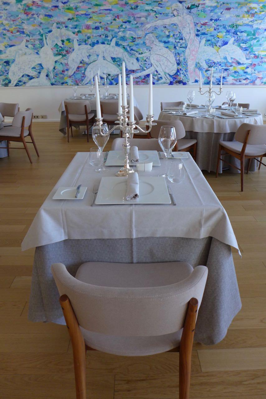 Pin & Olio Restaurant im Hotel Bellevue Losinj Kroatien