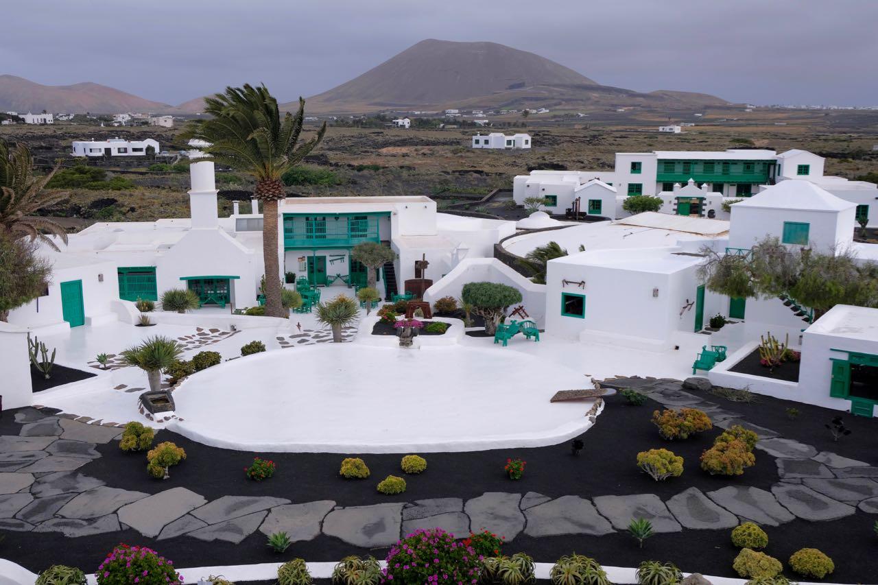 Casa Museo del Campesino Heimatmuseum Bauernmuseum Lanzarote Cesar Manrique